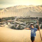 世界ドMマラソン第3弾!!「ペルーイカ砂漠マラソン250km」