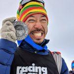 南極マラソン完走しましたーー!!!